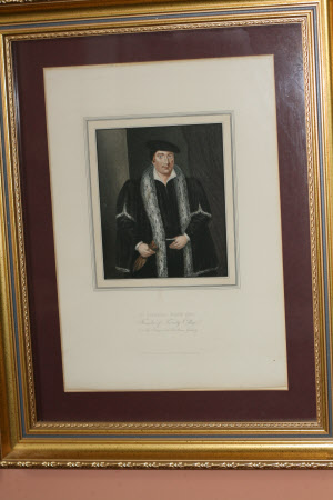 Sir Thomas Pope (1507-1559), Founder of Trinity College