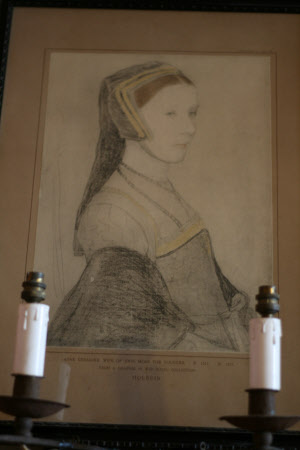Anne Cresacre, Mrs John More (c.1511-1577) (after Hans Holbein the younger)
