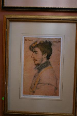 Sir Nicholas Poyntz (1510-1557)