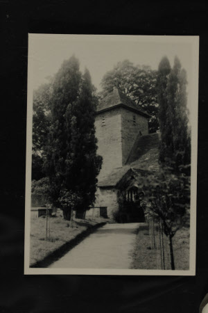 Sarnesfield Church, Hereford