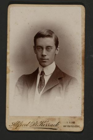 The Hon.Thomas Charles Reginald Agar-Robartes, MP (1880-1915)