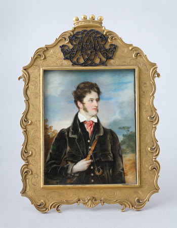 George Harry Grey, Lord Grey of Groby (1802-1835)