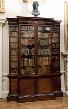 The Kedleston Library Bookcases