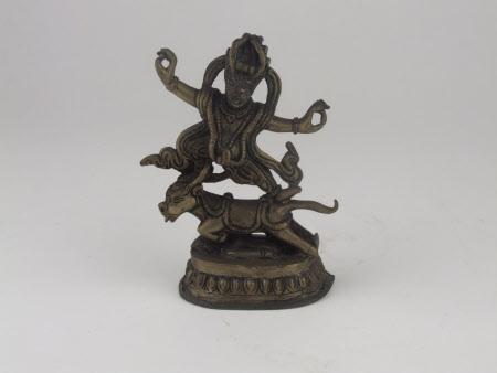 The Dharmapāla Yamāntaka