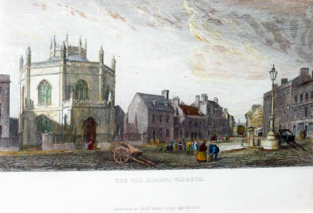The Old Market, Wisbech