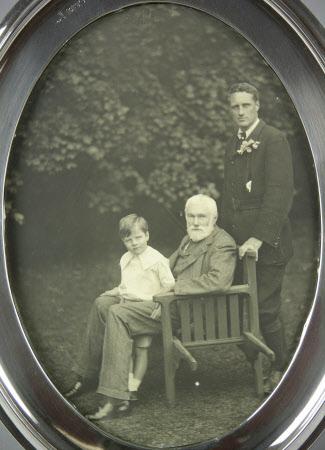 Sir George Otto Trevelyan, 2nd Bt, MP (1838-1928), Sir Charles Philips Trevelyan, 3rd Bt MP ...