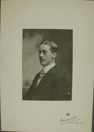 The Hon.Thomas Charles Reginald Robartes (1880-1915), c.1905