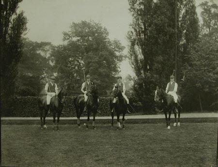 Polo team: The Hon.Thomas Charles Reginald Agar-Robartes (1880-1915)