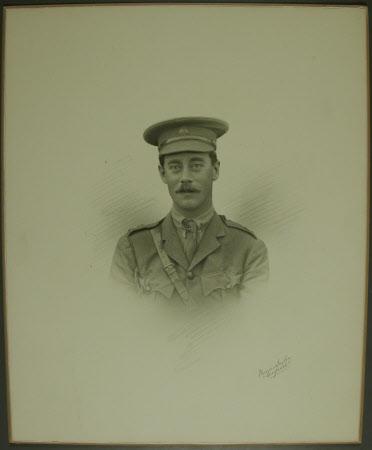 Captain, The Hon.Thomas Charles Reginald Agar-Robartes, MP (1880-1915)