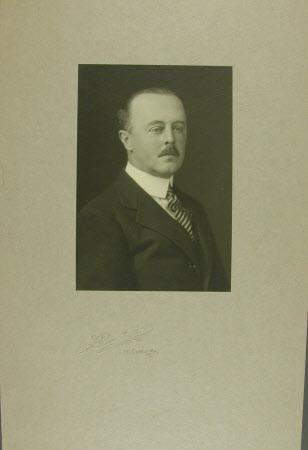 The Hon. Francis Gerald Agar-Robartes, later 7th Viscount Clifden (1883-1966)