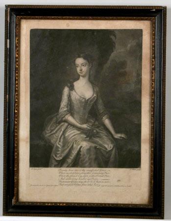 Jemima Harpur, Lady Palmer (d.1763) (after Charles d'Agar)
