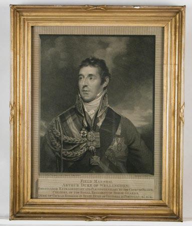 Arthur Wellesley, 1st Duke of Wellington, KG, KB, MP (1769-1852) (after Sir William Beechey RA )