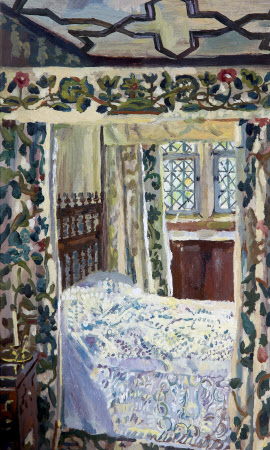 The White Bed, Cotehele