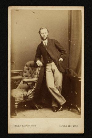 Thomas Charles Agar-Robartes, later 6th Viscount Clifden (1844-1930)