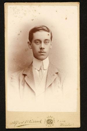 The Hon.Thomas Charles Reginald Agar-Robartes (1880-1915)