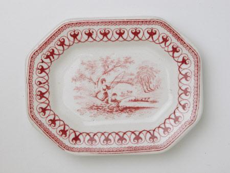 Miniature platter