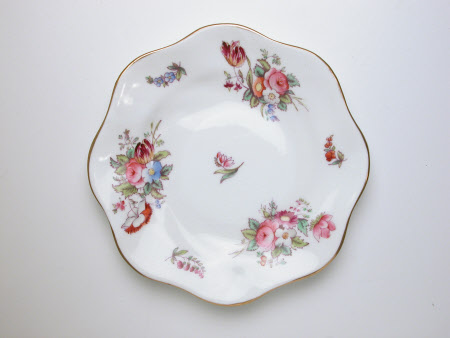 Tea plate