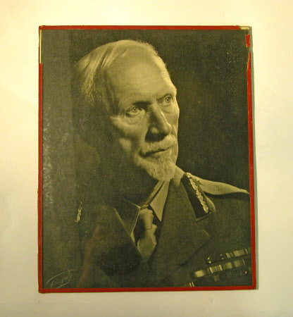 Field Marshall Jan Christiaan Smuts, OM, CH, ED, KC, FRS (1870-1950)