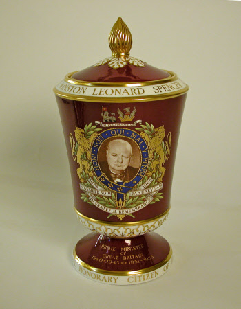 Commemorative urn