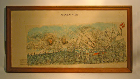 'Return visit'