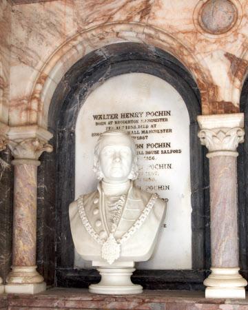 Memorials to Walter Henry Pochin (1853-1857), Cecil Emerson Pochin (1856-1856), Beatrice Emily ...