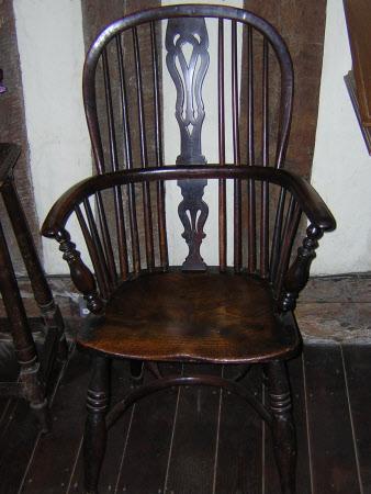 Windsor armchair