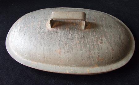 Fish kettle lid