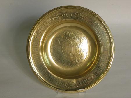 Offertory plate