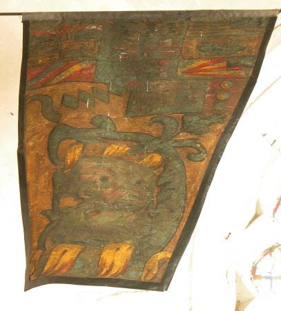 Funerary banner