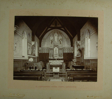 St. Christopher's School Chapel, Eastbourne.