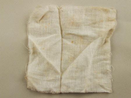 Muslin fragment