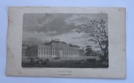 Wimpole, Cambridgeshire (after John Northcote)