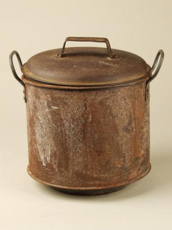 Steaming pan