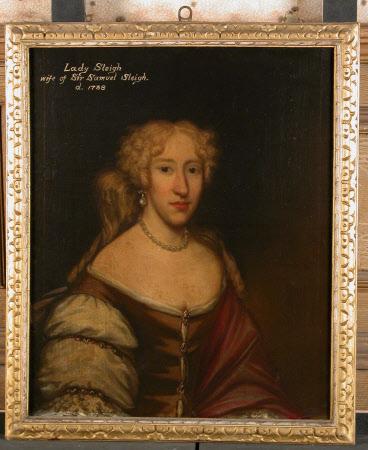 Elizabeth Harpur, Lady Sleigh (d.1738)