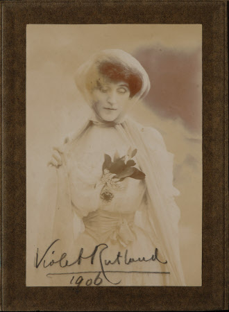 Marion Margaret Violet Lindsay, Lady Granby and Duchess of Rutland (1856-1937)
