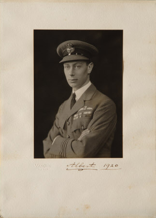 Duke of York, later King George VI (1895-1952)