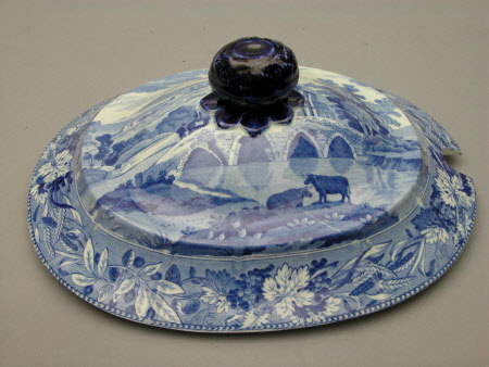 Soup tureen cover