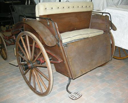 Eridge cart