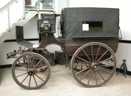 Lonsdale wagonette