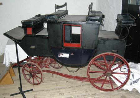 Miniature coach