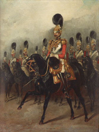 An Officer of the 1st Life Guards