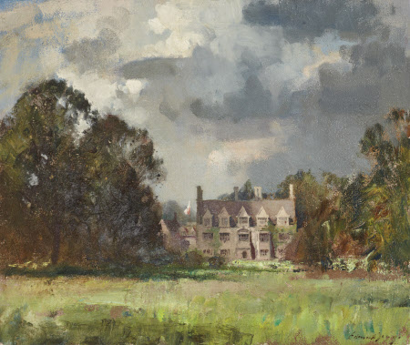 Anglesey Abbey by Day, Spring 1949