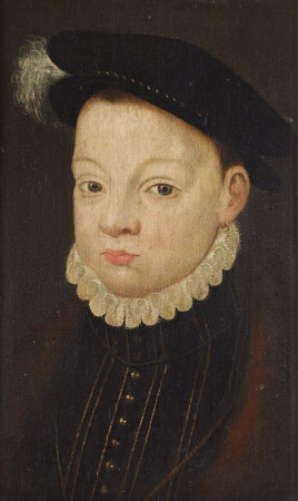 Called King François II, King of France (1544–1560), or possibly King Charles IX (1550 - 1574) as a ...