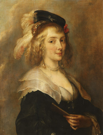 Hélène Fourment (1614 - 1673) (after Rubens)