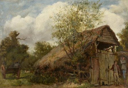 Barn Scene in Essex