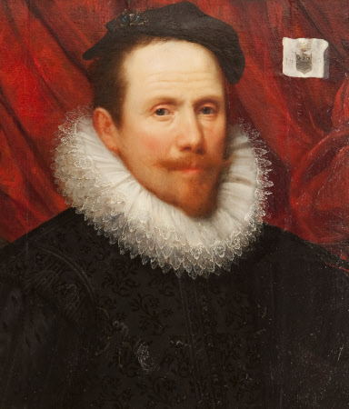 Portrait of an Unknown Man, miscalled Robert Devereux (1566-1601), 2nd Earl of Essex & 5th Baron ...