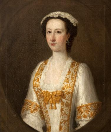 Margaret Kempson, Mrs Thomas Ferrers (m.1737)