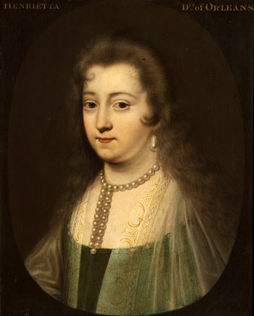 An Unkown Lady, miscalled Princess Henrietta Anne, Duchess of Orléans ('Minette') (1644–1670)