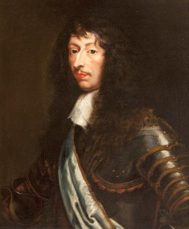 Prince Louis II de Condé, Prince de Bourbon, 'Le Grand Condé' (1621-1686), miscalled the 2nd Earl ...
