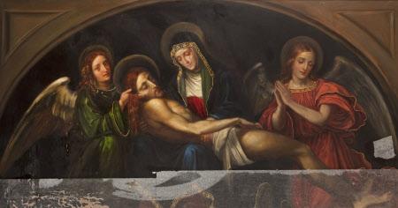 Pietà (after Francesco Francia)